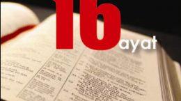 16 Ayat